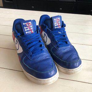 Nike Air Jordan Philadelphia 76ers NBA Size 9.5